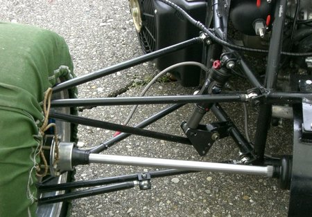 Fsg Chassis Stiffness And Compliance